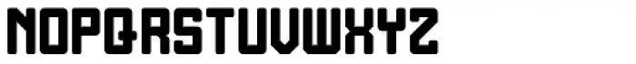 Puls 2012 Font UPPERCASE