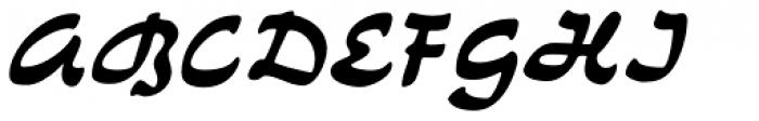Puma Font UPPERCASE