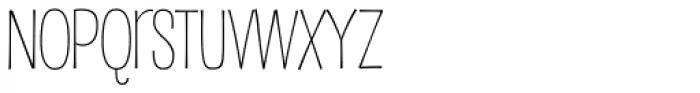 Pupcat ExtraLight Font LOWERCASE