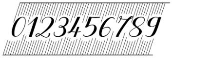 Purple Deco Font OTHER CHARS
