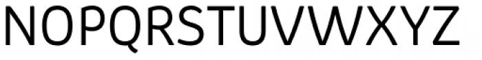 Pusia Regular Font UPPERCASE
