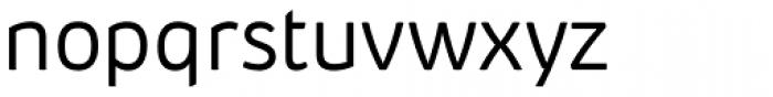 Pusia Regular Font LOWERCASE