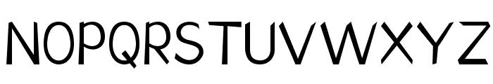 Pumpernickel Font UPPERCASE