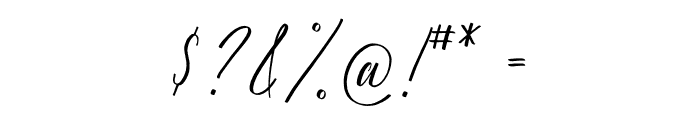 Pure Seduction Font OTHER CHARS