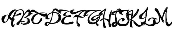 PWAlabama Font UPPERCASE