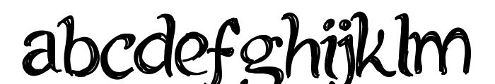 PWAlabama Font LOWERCASE