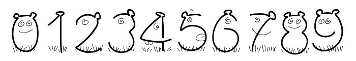 PWChildren Font OTHER CHARS