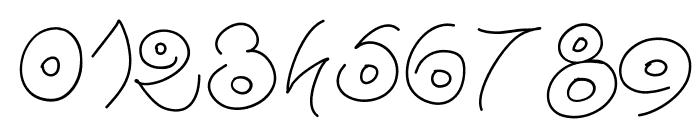 PWCirclefonts Font OTHER CHARS