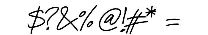 PWManuelfree Font OTHER CHARS