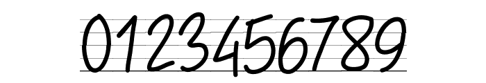 PWSchoolScript Font OTHER CHARS