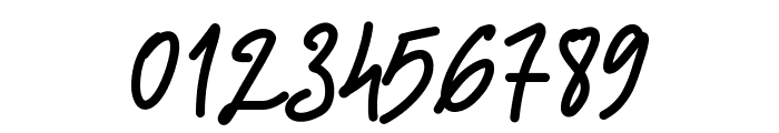 PWScript09 Font OTHER CHARS