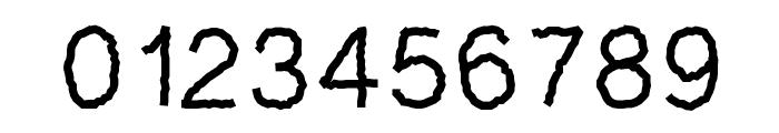 PWZigzagfont Font OTHER CHARS