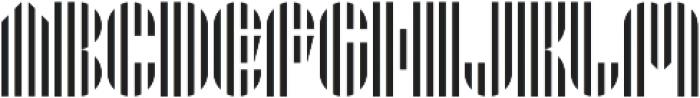 Pyrsing otf (400) Font LOWERCASE