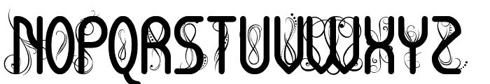 Pycuafodi Font UPPERCASE