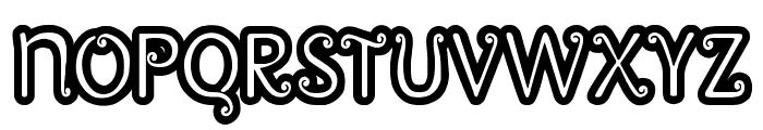Pypats Font UPPERCASE