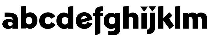 Pythagoras Regular Font LOWERCASE