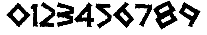 Pythia Font OTHER CHARS