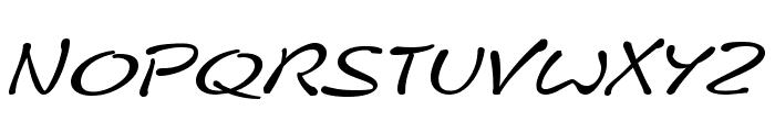 Pyxidium Quick Font UPPERCASE