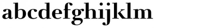Pyke Display Bold Font LOWERCASE