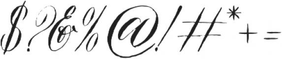 Qamila otf (400) Font OTHER CHARS