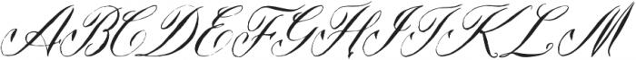 Qamila otf (400) Font UPPERCASE