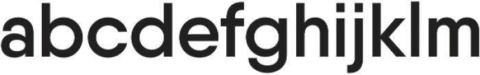Qanelas SemiBold otf (600) Font LOWERCASE
