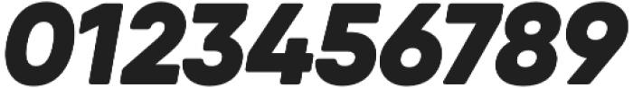 Qanelas Soft Black Italic otf (900) Font OTHER CHARS