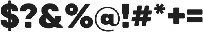 Qanelas Soft Black otf (900) Font OTHER CHARS