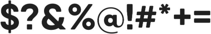 Qanelas Soft Bold otf (700) Font OTHER CHARS