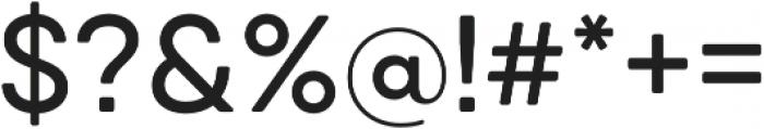 Qanelas Soft Medium otf (500) Font OTHER CHARS