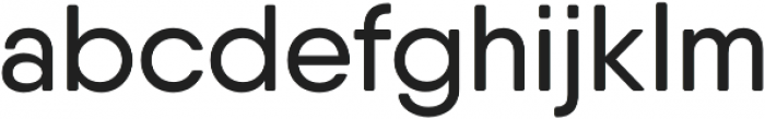 Qanelas Soft Medium otf (500) Font LOWERCASE