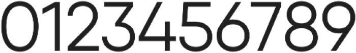 Qanelas otf (400) Font OTHER CHARS