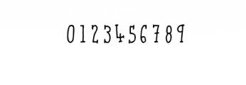 Qarrotface Handwritten Serif Font Font OTHER CHARS