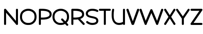 Qarmic sans free Font UPPERCASE