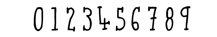 Qarrotface Font OTHER CHARS