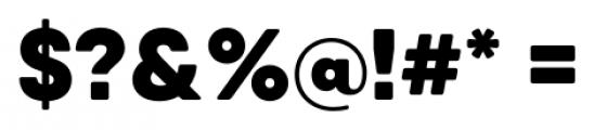 Qanelas Soft Black Font OTHER CHARS