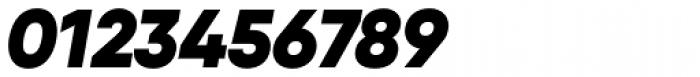 Qanelas Black Italic Font OTHER CHARS