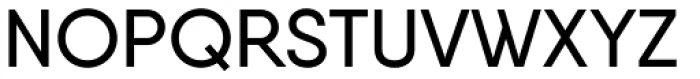 Qanelas Medium Font UPPERCASE