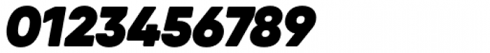 Qanelas Soft Heavy Italic Font OTHER CHARS
