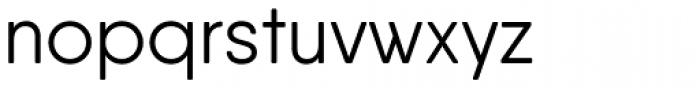 Qanelas Soft Regular Font LOWERCASE