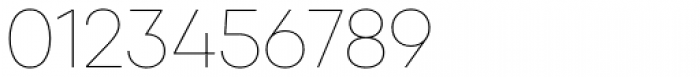 Qanelas Thin Font OTHER CHARS