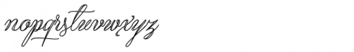 Qaskin White Font LOWERCASE