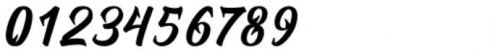 Qaylla Regular Font OTHER CHARS