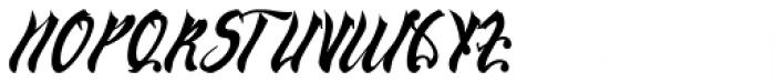 Qaylla Regular Font UPPERCASE