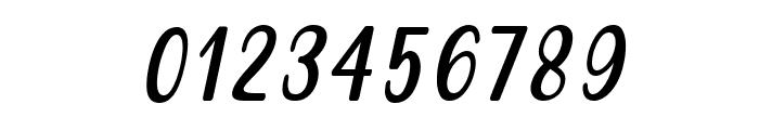Qeiza Italic Font OTHER CHARS