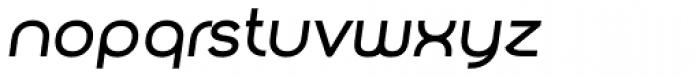 Qero Mite Italic Font LOWERCASE