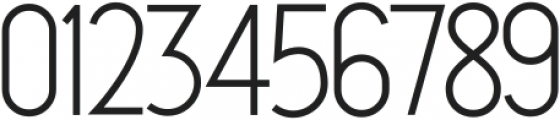 Qiara  sans reguler otf (400) Font OTHER CHARS
