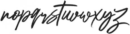 Qindom otf (400) Font LOWERCASE