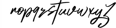 Qindom Font LOWERCASE