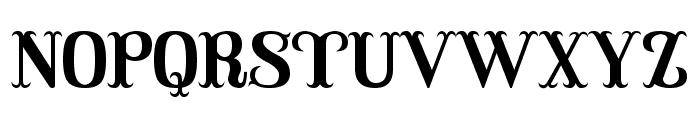 Qirkus-CAPS Font UPPERCASE